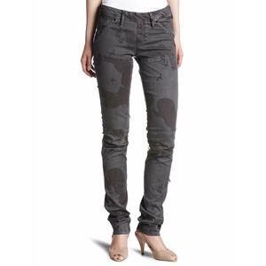G Star Raw Womens Laundry Dean Legging Pants Sz 31